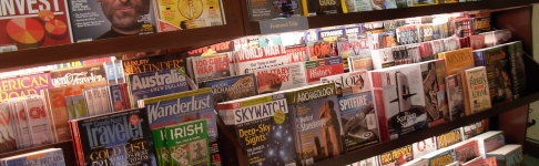 Magazines have lessen in popularity as time moves on to the digital age. Nothing beats a good ol' physical though. This audience is for people who read magazines even outside of the doctors office. People in this audience are looking to subscribe or purchase a magazine. They may regularly shop at retailers, like Barnes & Noble or Amazon.com, to subscribe or purchase printed or digital versions of magazines. This audience may be fans of magazines, including TIME, Reader's Digest, Vogue, National Geographic, People Magazine, The New Yorker, or Sports Illustrated.