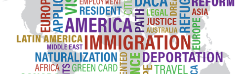 The United States immigrant population makes up about 13.3 percent of the total U.S. population. Probably, one of the reasons English is not the official language. People in this audience are in the market for an immigration lawyer. They may be looking for an immigration law firm for consultation regarding topics such as immigrant visas, non-immigrant visas, asylum, green card applications, and naturalization. This audience is interested in top immigration law firms, such as Fragomen, Del Rey, Bernsen and Loewy, Barst Mukamal and Kleiner, and Benach Collopy.