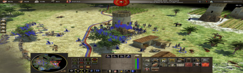 Real-time strategy games are all about building bases, assembling armies, gathering resources, and a-moving your way to victory! This audience enjoys the Age of Empires, Rise of Empires, Total War, and Starcraft franchises, among others.