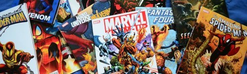 Marvel Comics: Advertise for Brand - Clickagy