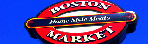 Is it still Boston Market, if it's in Georgia? People in this audience enjoy eating at the Boston Market! They may have favorite dishes from the menu, like the half chicken, rotisserie chicken breast sandwich, BBQ chicken bowl, meatloaf carver and rotisserie turkey breast. This audience may also be interested in Boston Market's catering services.