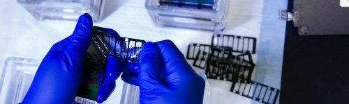 Electrophoresis is the movement of charged particles in a fluid or gel under the influence of an electric field.  Those in the healthcare industry use this technology to separate DNA molecules for further analysis and study, and may be looking for electrophoretic supply companies.
