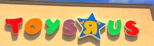 "I don't want to grow up and at Toys ""R"" Us, I don't have to. Toys ""R"" Us is Americas largest chain dedicated to only toys. They have everything from baby toys and accessories, to bikes, doll houses, models, and things that even adults would like to play with (board and video games)."