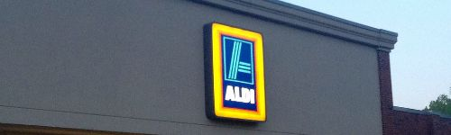Aldi, A global discount supermarket founded in germany in 1946. It offers organic foods and gluten-free at a low price as well as specialty items. Consumers in this list show an interest in Aldi.