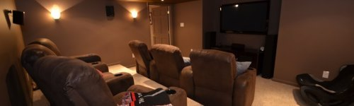 The way people are able to set up their home theaters, commercial theaters may end up becoming the new blockbusters. People in this audience love their home theater or may be looking to buy the products to build a home theater system! They have been observed to research products, such as speakers, sound bars, home theater systems, 3D glasses, projectors, and DVD or Blu-Ray players.
