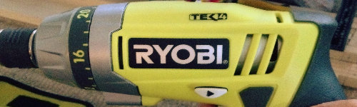 Don't be a tool. Be a power tool! This audience loves power tools and hardware products made by Ryobi. These Ryobi power tools and hardware products include drills, trimmers, saws, toolkits, sanders, grinders, impact drivers, impact wrenches, inspection cameras and hammer drills.