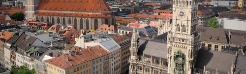 A large portion of Oktoberfest actually takes place in September. The event ends on the first weekend of October. People in this audience may be interested in visiting Munich, a city rich with history and known for its many museums.