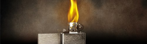 Zippo is a timeless brand of lighters dating back to the 1930s. Their refillable lighters are the gold standard of reliable, reusable, and sleekly designed fire starters.
