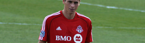 Drake has been known to hang out with members of Toronto FC as well as the Raptors. This audience includes people who are big fans of the Toronto FC. They may regularly attend games at BMO Field. People in this audience may be a fan of a certain player from the Toronto FC roster, like Sebastian Giovinco, Jozy Altidore, or Michael Bradley.