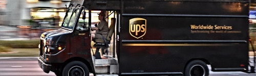 What can brown do for you? The United Parcel Service, or UPS, is a multinational package delivery company and supply chain management solution. In 2016 UPS operated in 220 countries and shipped about 4,9 packages and documents.