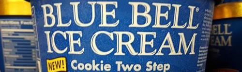 Blue Bell gets it's name from a local flower, this name change helped save the company. As the Blue Bell is Texas' most popular flower. People in this audience love eating ice cream from Blue Bell! They may have tried a variety of Blue Bell ice cream flavors, like Red, White and Blue Bell, The Great Divide, Moo-llennium Crunch, buttered pecan, chocolate chip and milk chocolate. This audience may also be interested in Blue Bell's sherbet.