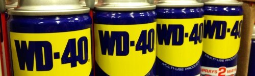 Have a squeaky hinge? Try WD-40, a lubricant designed to grease up those squeaky and tough joint. Based on the online behavioral information, these consumers have been observed consuming content about WD-40.