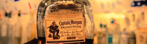 Captain Morgan was an actual 17th century privateer of the Caribbean. People in this audience enjoy rum, especially rum made by Captain Morgan. They may have past exposure to Captain Morgan flavors, like Original Spiced Rum, Cannon Blast, Loconut, coconut rum, Jack-O'Blast, pineapple rum, Silver Spiced Rum, black spiced rum, 100 proof spiced rum, private stock rum and long island iced tea.