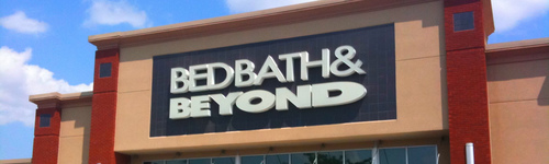 What's beyond a bed and bath? This audience includes people who enjoy shopping for household goods, especially the bedroom, bathroom, kitchen and dining room products. More specifically, they have been observed browsing a variety of goods, such as dinnerware sets, furniture, bath towels, home decor, cookware, kitchen appliances and mattresses.