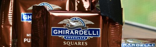 Ghirardelli himself originally sold coffee, spices, liquor, mustard and chocolate. He also showed great interest in the gold rush. This audience includes people who love chocolate! They may have past exposure to eating various kinds of Ghirardelli chocolate, like its milk chocolate, dark chocolate, chocolate with nuts and chocolate with caramel products. People in this audience may be interested in its many gift baskets as well.