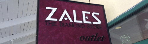 """The Diamond Store."" Based on the online behavioral information, these consumers have been observed consuming content about Zales, a jewelry company. They may be researching engagement rings, wedding rings, earrings, necklaces, rings, bracelets, watches, etc."