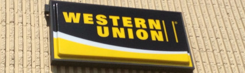 The fastest way to move money worldwide. Western Union is an easy way to transfer money from person to person, money orders, business payments, and commercial services. Western Union operates in 200 countries with over 100,000 kiosks/atms.