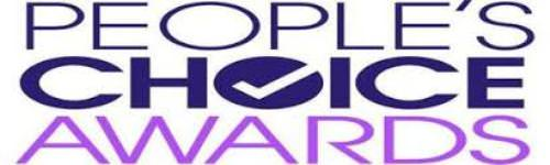 Individuals in this audience are interested in the annual People's Choice awards show, hosted on CBS.
