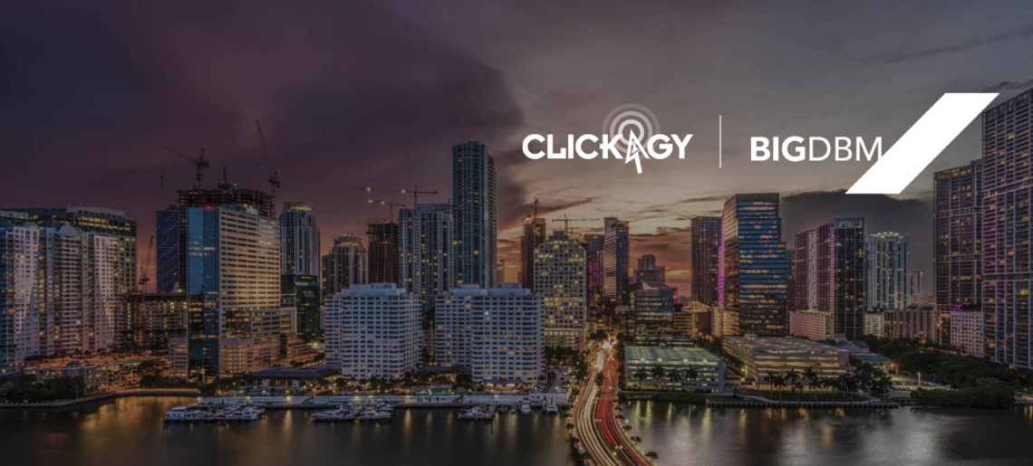 Clickagy Data Powers Innovative BIGDBM Email Recency Platform