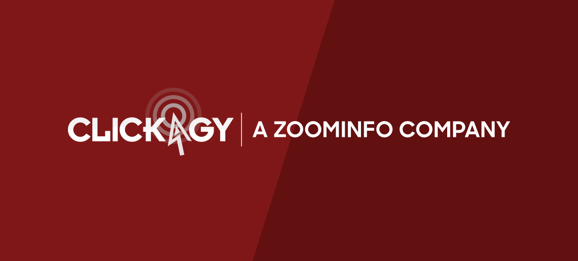 ZoomInfo Acquires Clickagy to Deliver Streaming Intent Data